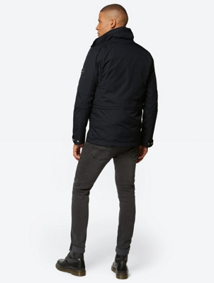 Water Repellent Jacket with Removable Gilet