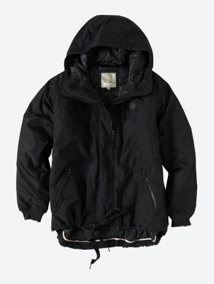 Lightly Padded Parka Formula in Relaxed Fit