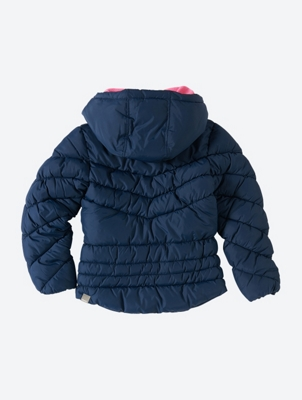 Hooded Insulator Jacket with Fleece Lining