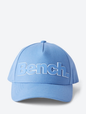 Colourful Cap with Bench Appliqué