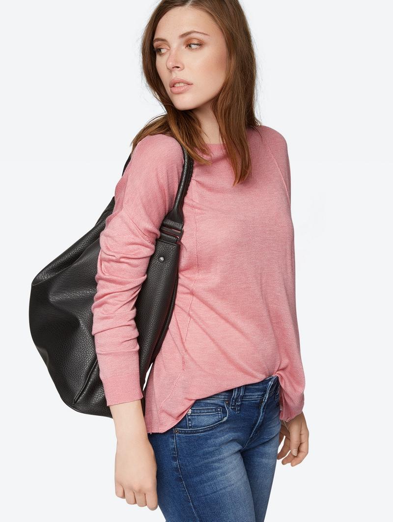 Bench Pink Ladies Knitwear Größe S