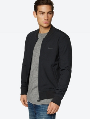 Water Repellent Jacket in Bomber Style