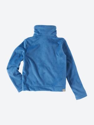 Weiche Jacke aus Fleece