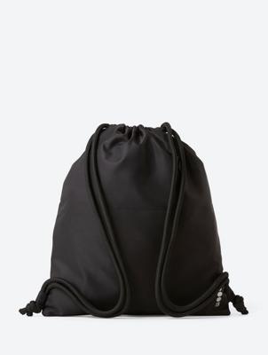 Turnbeutel mit Tasche vorne