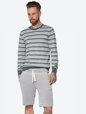 Striped Crew Neck Jumper