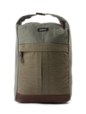 Large Backpack with Buckle