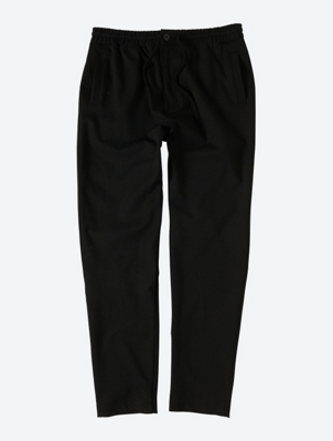 Joggers with Drawstring Waistband