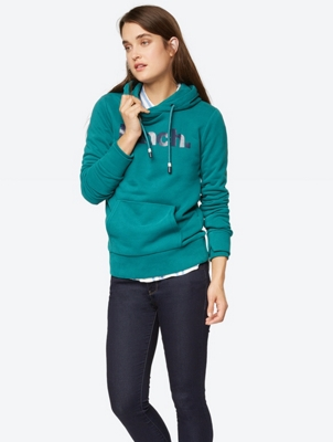 Hoodie with Bench Logo on the Chest