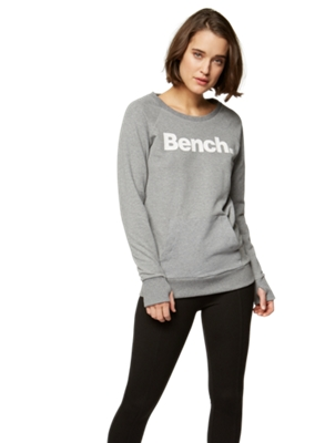 Sweatshirt with Kangaroo Pocket