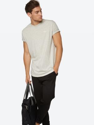 Long Marl T-Shirt Hermit