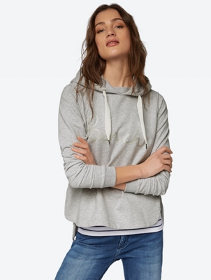 Soft Hoodie with Bench Logo