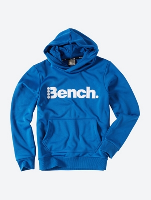 Softshell Pullover Logo Hoodie