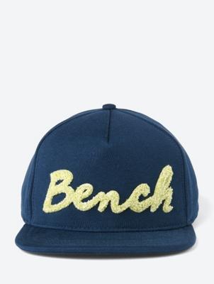 Bench Logo SnapbackCap with Jersey Finish