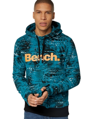 Hoodie with Bench Logo on Front
