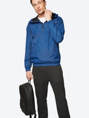 Water Repellent Hooded Jacket Watersgatewell