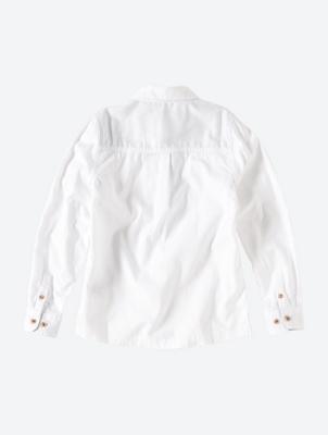 Oxford Cotton Button Down L/S Shirt
