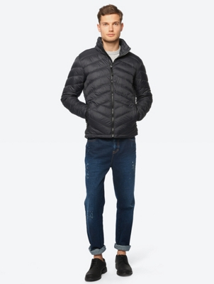 Single Coloured Winter Jacket Inquire with Warm Lining