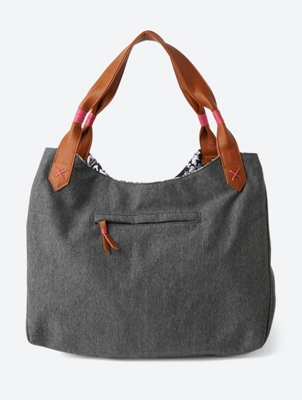 Large Reversible Shopper