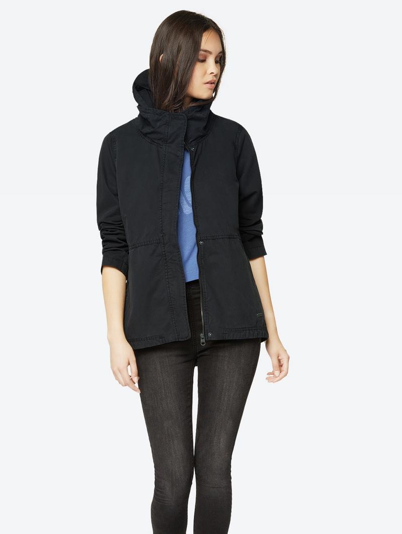 Bench Schwarz Ladies Jacket Größe M