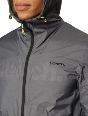 Jacket with Water Repellent Finish