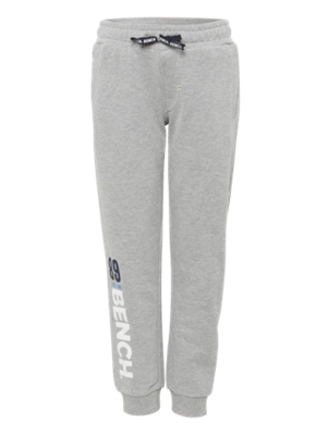 Jogging Bottoms with Bench Lettering on the Leg