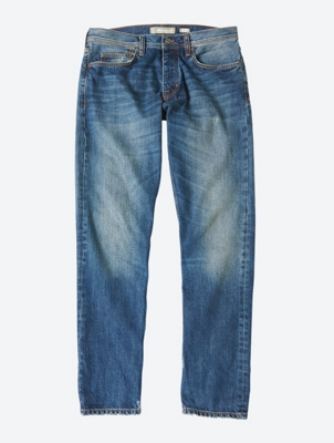 Casual Jeans in a Used Style