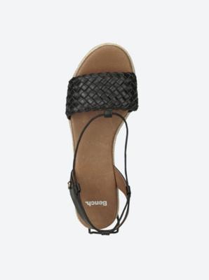 Plateau Sandals