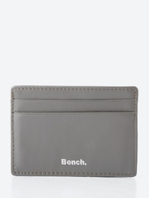 Fine Grain Leather Card Holder