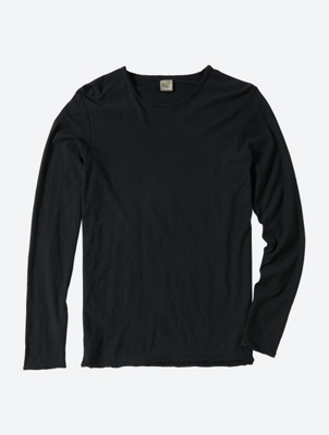 Long Sleeve Jumper with Open Seams