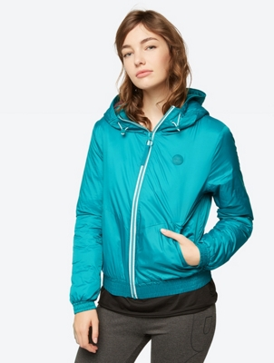 LIGHT PADDED WINDBREAKER