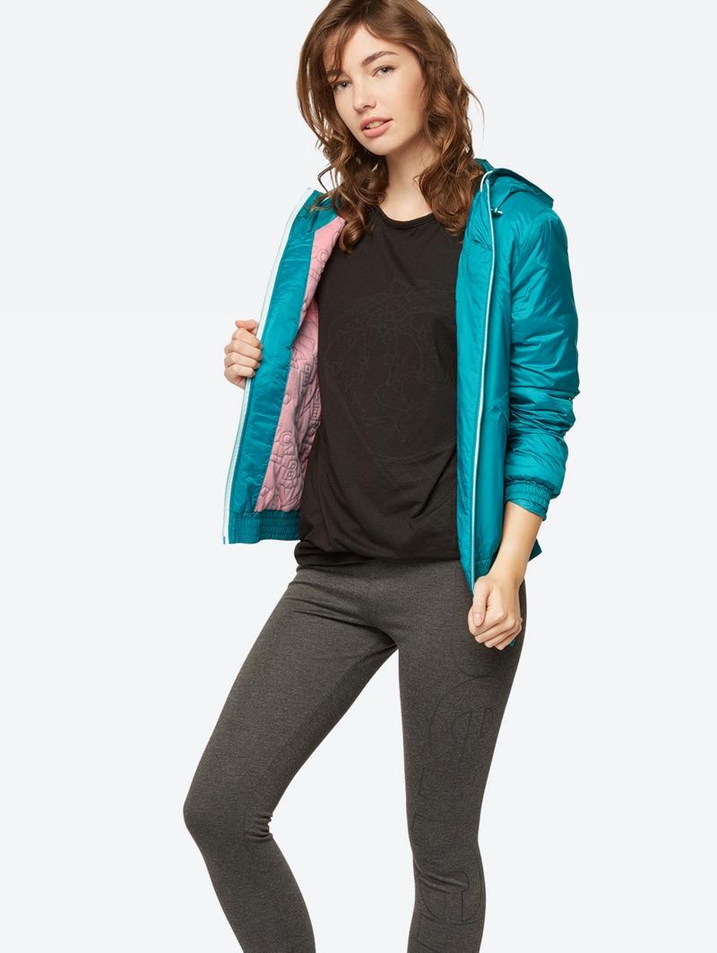 Bench Grün Ladies Jacket Größe S