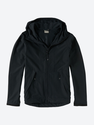 Weatherproof Jacket with Large Zip Pockets