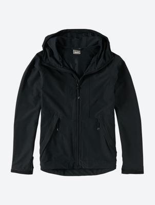 Wetterfeste Jacke mit großen Reißverschlusstaschen