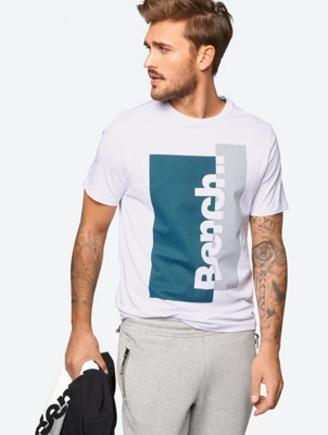 T-Shirt mit großem Front-Print