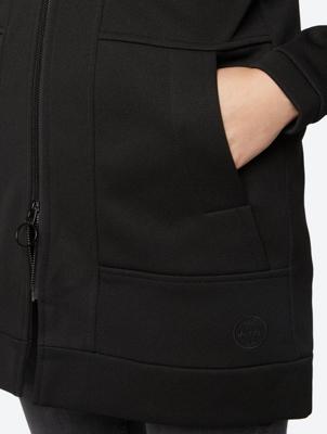 Long Jacket with Hood