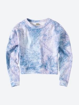 Sweatshirt im Boxy-Style