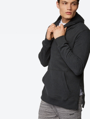Classic Hoodie Cavernous with Zipped Sides