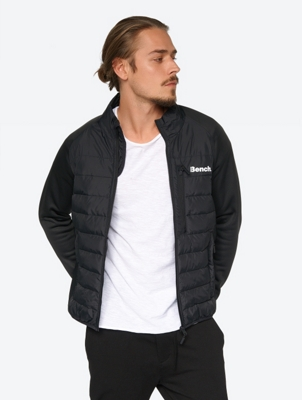 Lightweight Quilted Jacket Intellectual with Synthetic Down