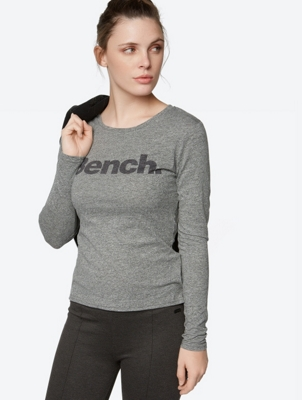 Lightweight Long-Sleeve with Front Print