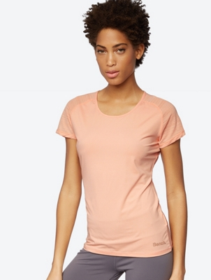 Lightweight T-Shirt with Sporty Look