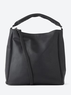 Large Shoulder Bag in Clean Design