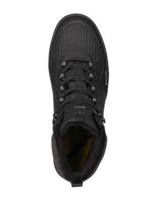 Sneaker mit hohem Schaft