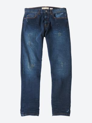 Worn Wash Jeans
