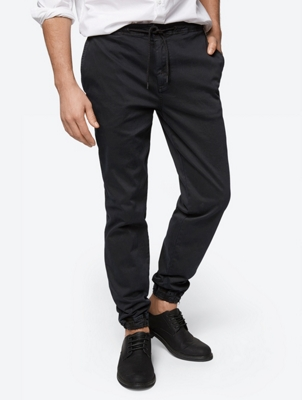 Modern Trousers in Jogger Style