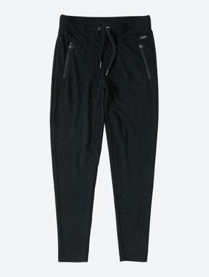 Slim Fit Textured Joggers