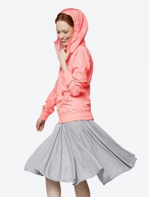Lightweight Jacket Onetoomany with Fold-Away Hood