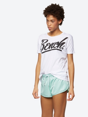 Oversized T-Shirt with Front Print