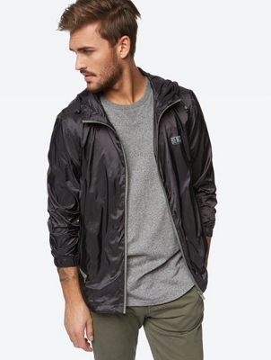 Ultra Lightweight Hooded Running Style Jacket