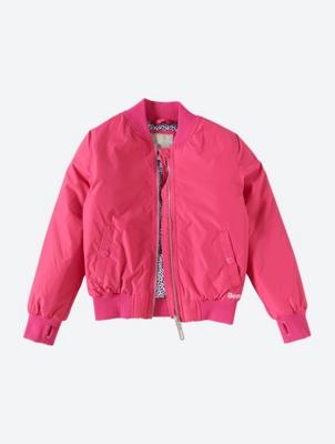 Gefütterte Jacke mit wasserabweisender Beschichtung