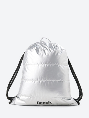 Gym Bag in Shiny Look
